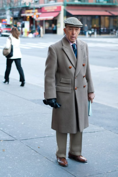 ... Almost Shocking World of Older Men's Fashion | in a Grand Fashion
